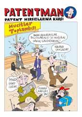 Patent Hırsızlarına Karşı